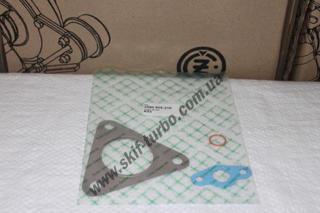 Прокладки турбокомпрессора Mercedes Vito 2.3 TD