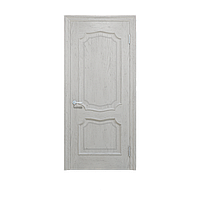 Межкомнатные двери Луідор Білий  Шпон дубовый