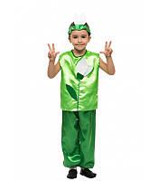Карнавальний костюм Проліска хлопчик весняний на свято Весни (4-8 років)