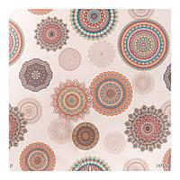 Необычная ткань для штор Испания (100% хлопок)