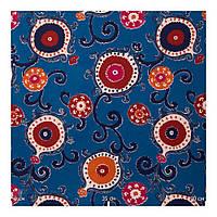 Декоративная ткань для штор с необычным узором Испания