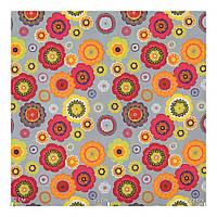 Разноцветная ткань для штор Испания