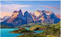 Пазлы Castorland Восход в горах 0953, 1500 элементов