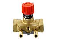 Клапан запорно-измерительный ручной ASV-I DN 25 c двумя измерительными ниппелями (003L7643), фото 1