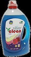 Стиральный порошок гель Silver Clean 4.5 L Color