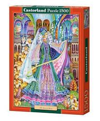 Пазлы Castorland Королева 1011, 1500 элементов