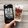 Силиконовые чехлы с изображением знаменитостей на iPhone 6/6s, фото 2
