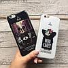 Силиконовые чехлы с изображением знаменитостей на iPhone 6/6s, фото 4