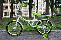 """Велосипед двухколёсный Azimut Strawberry 16"""" дюймов***"""
