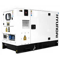 Электростанция Hyundai DHY 45KSE + ATS