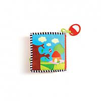 Развивающие и обучающие игрушки «Tiny Love» (1109600458) книжка-раскладушка Мое первое знакомство
