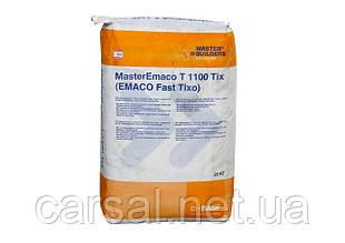 Безусадочная смесь для ремонта бетона MasterEmaco T 1100 TIX. Слой нанесения