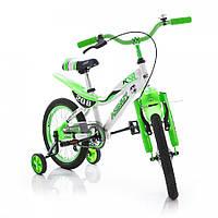 """Велосипед двухколёсный Azimut KSR Premium 16"""" дюймов***"""