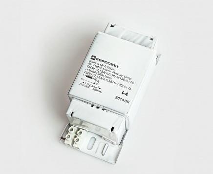 Балласт для металогалогенных ламп МГЛ - ДРЛ 250W 220V 2.13А - Оптово-розничный интернет-магазин ledmark.kiev.ua в Киеве