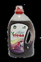 Стиральный порошок гель Silver Clean 4.5 L Свіжість лаванди