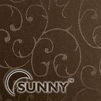 Тканевые ролеты Akant 2261  коричневый