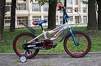 """Велосипед двухколёсный Azimut Fiber 16"""" дюймов***"""