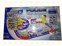 Парковка Игрушка гараж Полиция + 3 машинки.