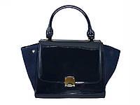 Женская сумка в стиле Céline (синяя) №9267
