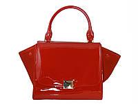 Женская сумка в стиле Céline (красная) №9267