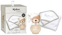Детский подарочный набор Dragee Kaloo 100 ml +детская пеленка