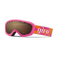 Горнолыжная маска Giro Chico Magenta/Flame Flowers, Amber Rose 40% (GT)