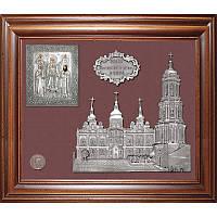 Сувенір Успенський собор з іконою Богородиці «Печерська»