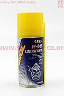 Проникающая смазка M40 аналог WD-40  аэрозоль 100 ml  фирмы MANNOL