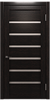 """Межкомнатные двери шпонированные дубом """"Ваш Стиль"""" модель Экю венге, бруно. Шпон дубовый"""