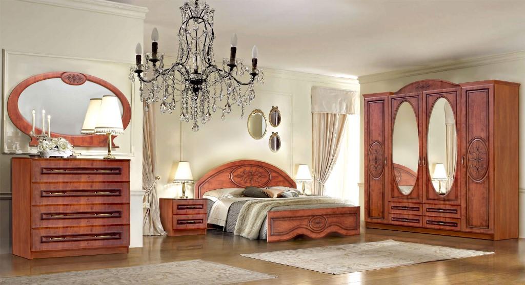 Спальня 3 Василиса Мастер Форм