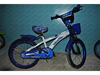 """Велосипед двухколёсный Azimut Hunter   16"""" дюймов***"""