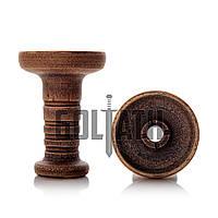 Чаша Goliath Bowl Harmonic, Brown Leather