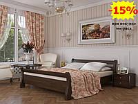 Кровать Диана массив. Кровать Диана  Estella
