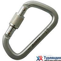 Карабин Vento «Стальной универсальный» с муфтой  keylock