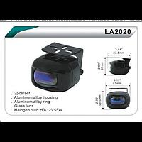Фары дополнительные DLAA 2020 Y/H3-12V-55W/81*59mm