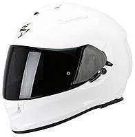 Шлем мото с очками Scorpion EXO-510 Air белый, 2XL