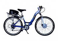 Электровелосипед Вольта Де Люкс - 350СЕ