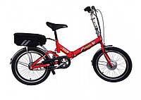 Электровелосипед складной Volta Квант M1