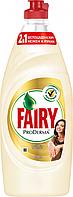 FAIRY ProDerma Средство для мытья посуды Алоэ Вера и Кокос 650 мл