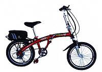 Электровелосипед складной Вольта Лого 350 СЕ