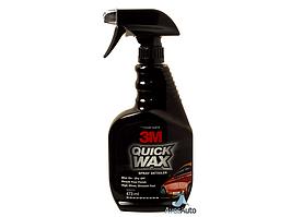 Быстрый воск распыляемый - 3M Quick Wax 473 мл. (39034)