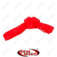 Пояс для кимоно Champion, красный UR CO-4077 (хлопок, полиэстер)