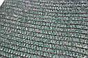 Сетка затеняющая Karatzis (Каратзис) зеленая (4х50м) 85%, фото 3
