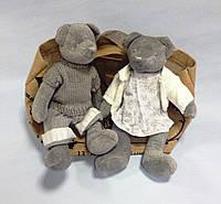 Мишка, мальчик/девочка, 30 см, вилюр, Подарки, Днепропетровск, фото 1