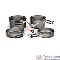 Набор туристической посуды Kovea KSK-SOLO3 Solo 3