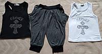 Стильный летний костюм для мальчика или девочки на 2-4 года