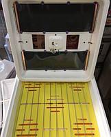 Инкубатор Рябушка 150 с механическим переворотом,аналоговый терм.