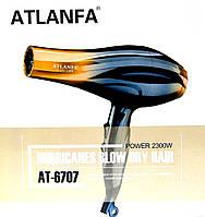 Фен для укладки волос c насадкой AT-6707 2300W