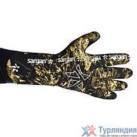 Перчатки Sargan Kalan Camo 4.5mm  L
