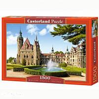 Пазлы Castorland Замок Польша С-150670, 1500 элементов
